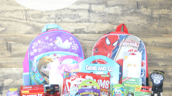 Kid-Friendly Emergency Preparedness Kit with Duracell  { #PrepWithPower #Shop }