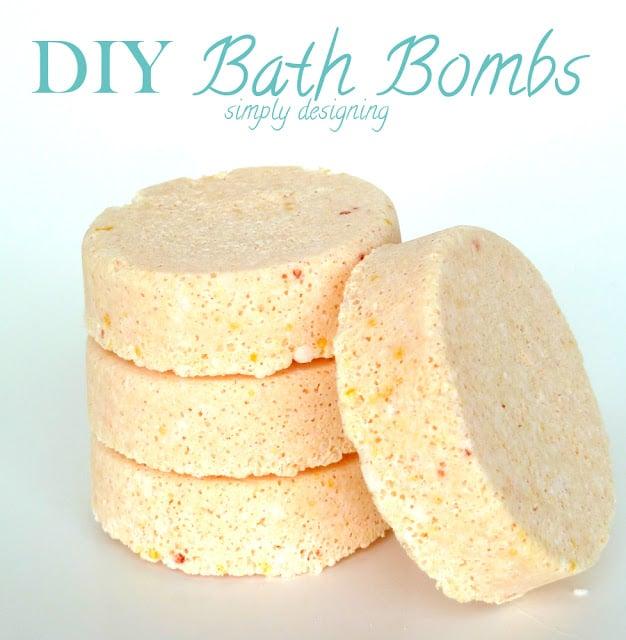Bath Bomb Recipe The Kitchen