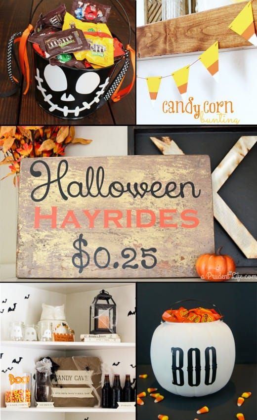 Halloween Projects #halloween #craft