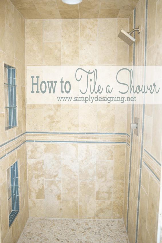 Shower Finished