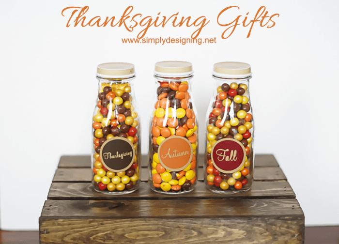 Simple Thanksgiving Gift Idea