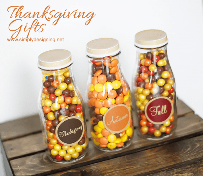 Simple Thanksgiving Gift Idea Simply Designing With Ashley