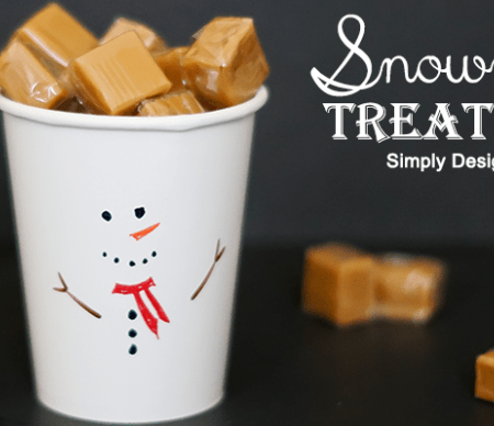 Featured Image Snowman Treat Cup