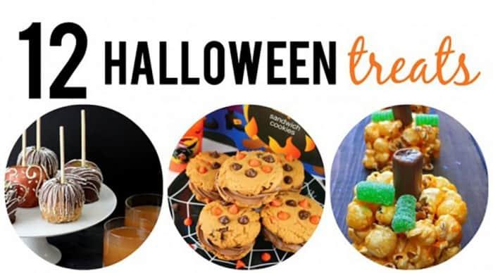 12 Halloween Party Treats