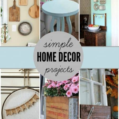 Simply Home Decor Projects #homedecor #diy #crafts #decorating