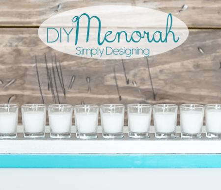 DIY Menorah Featured Image