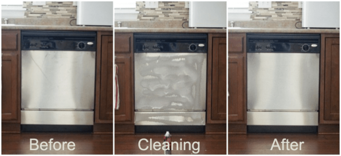 What Cleans Stainless Steel Kitchen Sinks