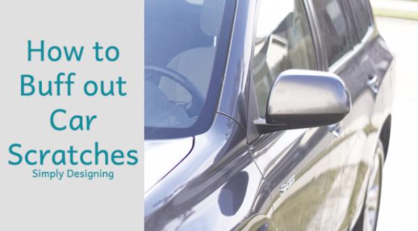 Car Wash Scratch Rubber