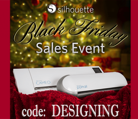 Silhouette Black Friday Sale Featured Image