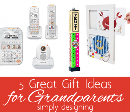 5 Great Gifts for Grandparents Featured Image