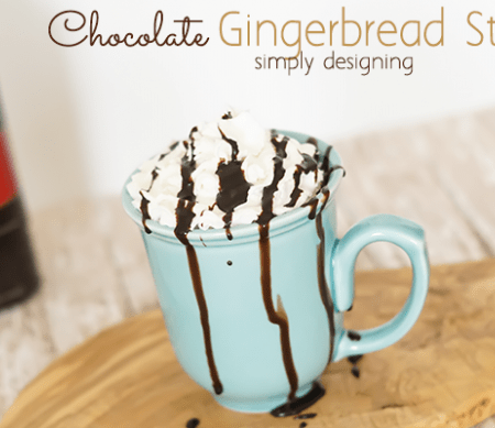 Chocolate Gingerbread Steamer Recipe Featured Image