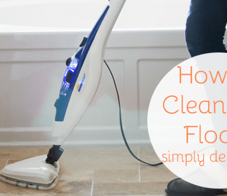 How to Clean Tile Floors Featured Image