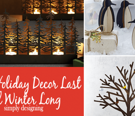 Make Holiday Decor Last All Winter Long