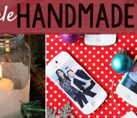 simple handmade gift ideas