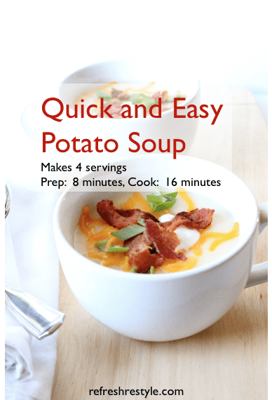 Comfort foods perfect for winter for Winter soup recipes easy