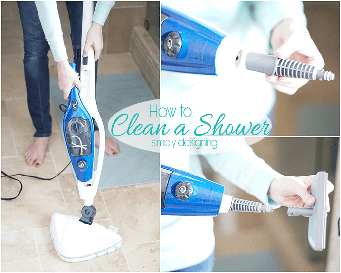 how to clean shower glass without chemicals