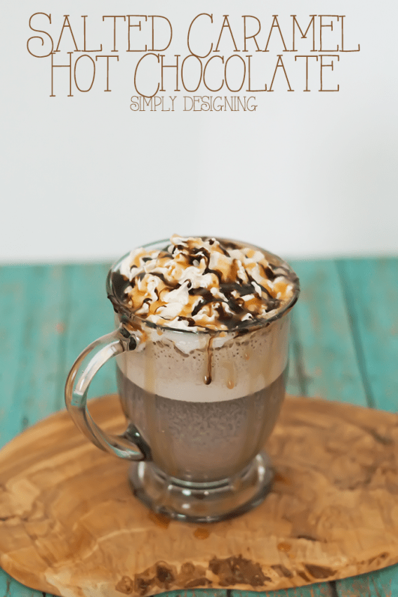 Salted Butterscotch Hot Chocolate Recipes — Dishmaps