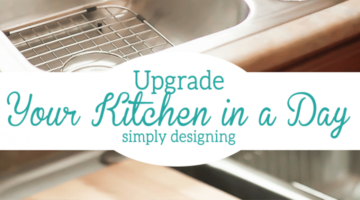 Upgrade Your Kitchen in a Day