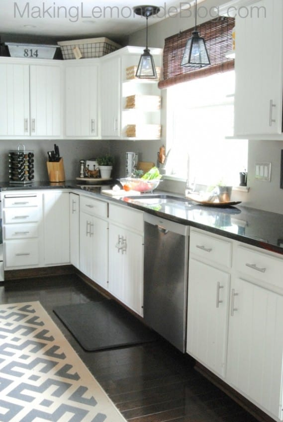 Small Budget Kitchen Makeovers Before After