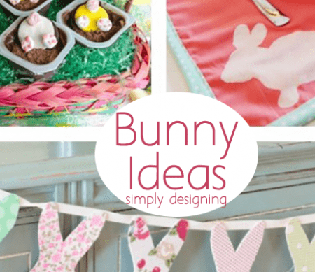 Bunny Ideas for Spring or Easter