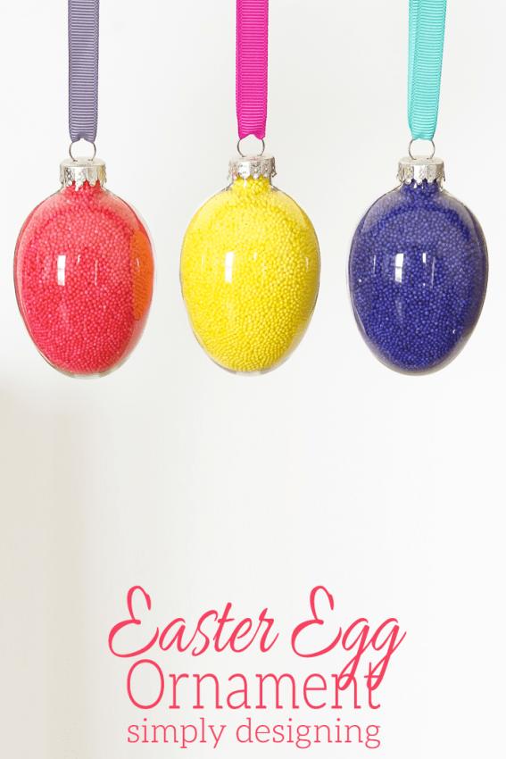 Easter Egg Ornament