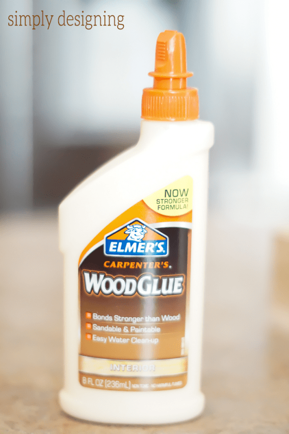 Elmers Wood Glue
