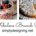 12 Fabulous Brunch Recipes