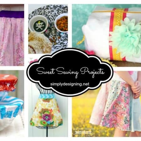 Sewing Projects Round Up Featured Image