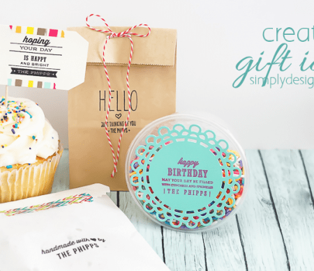 creative gift ideas with stamps