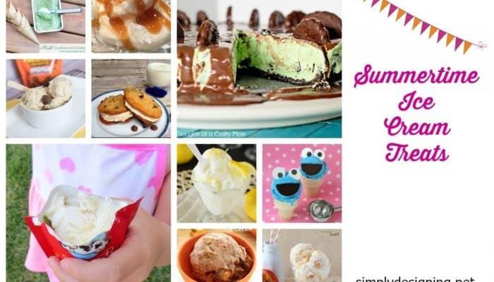 10 Scrumptious Ice Cream Treats