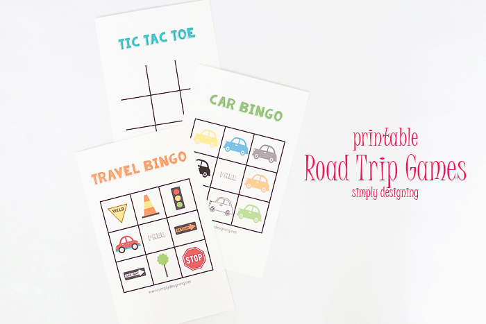 printable road trip games