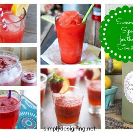 Summer Sips for the Family