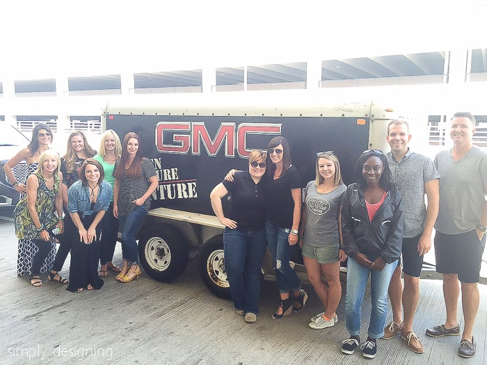 GMC Team and Bloggers
