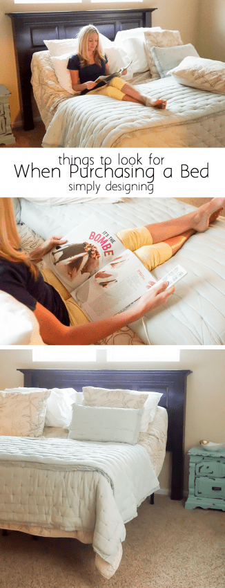 Top things to look for when purchasing a bed for New stuff to do in bed