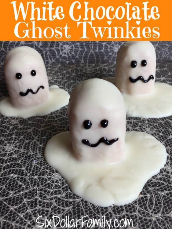 White Chocolate Ghosts Neopets