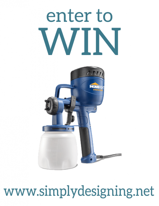 FinishMax Paint Sprayer Giveaway
