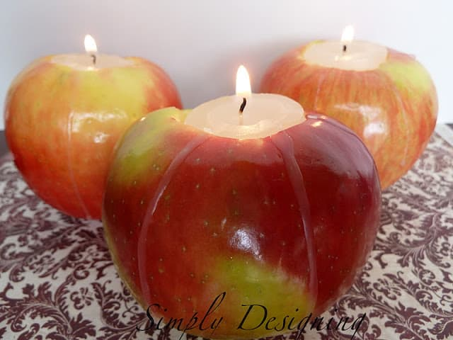 apple votive