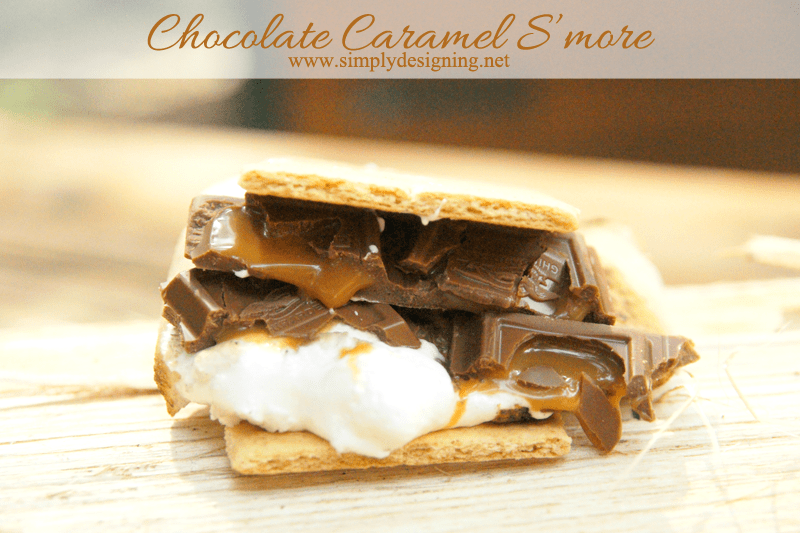 Chocolate Caramel Smore