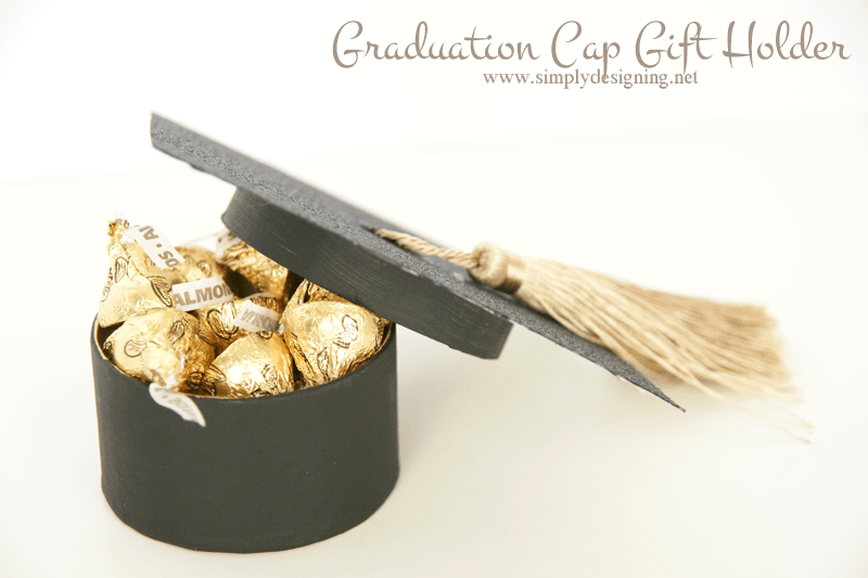 Graduation Cap Gift or Favor Box | Isn