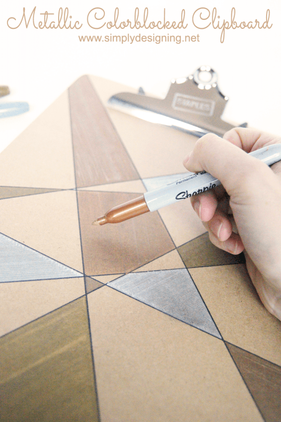 Coloring Clipboard