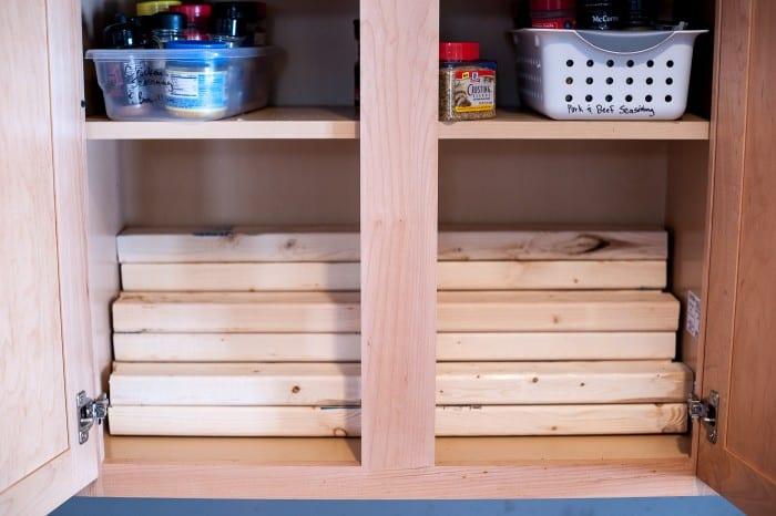 Build a DIY Spice Rack