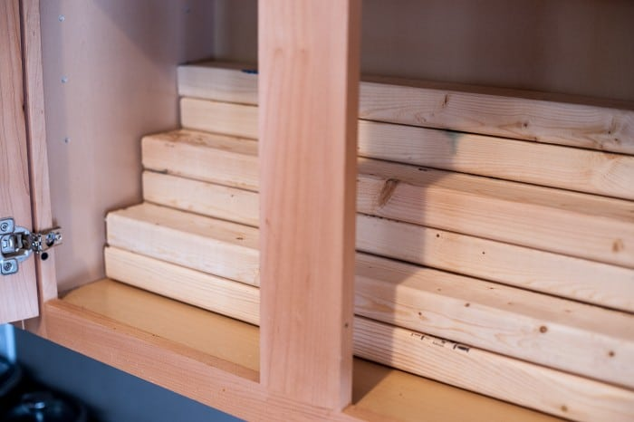 Build a DIY Spice Rack