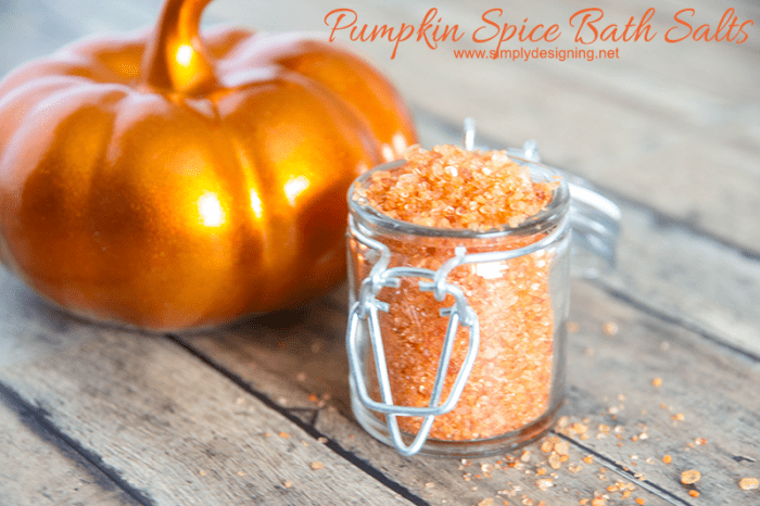 Fall Bath Salts