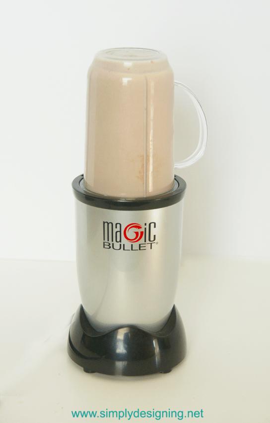 Mix Frozen Hot Chocolate