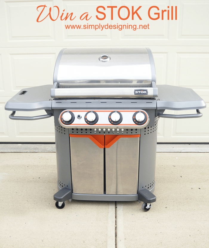 Win a STOK Grill