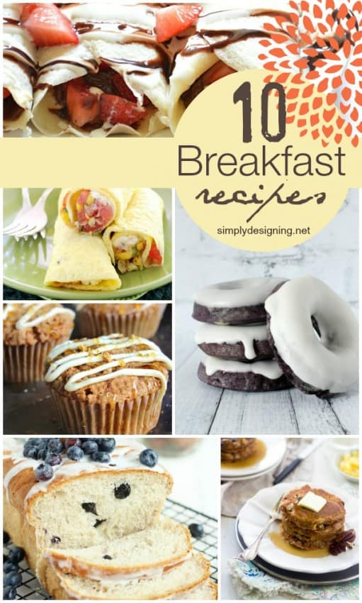 10 Breakfast Recipes | #breakfast #recipes