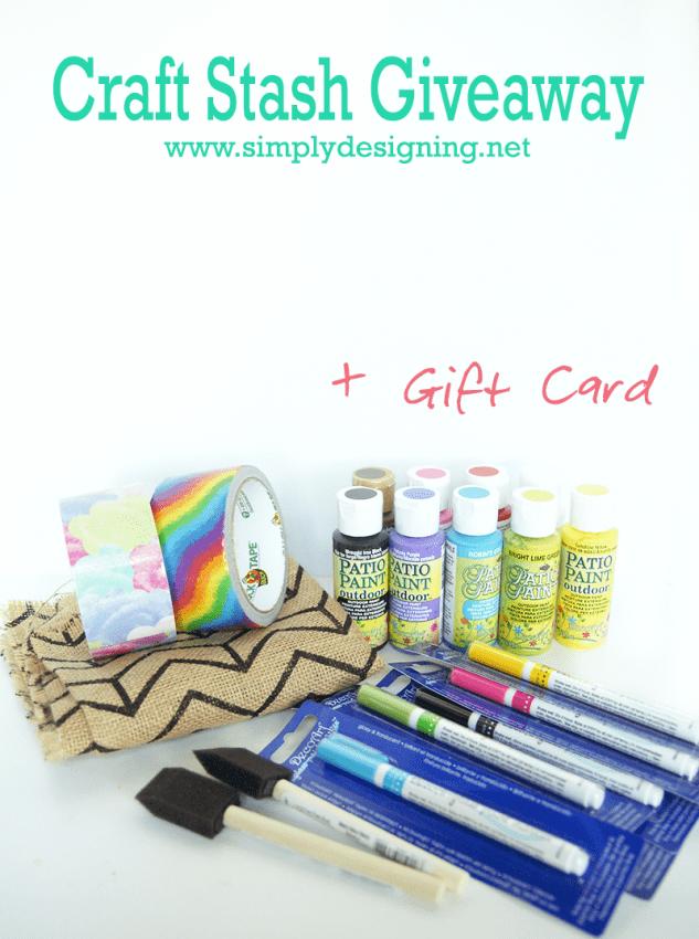 Craft Stash Giveaway