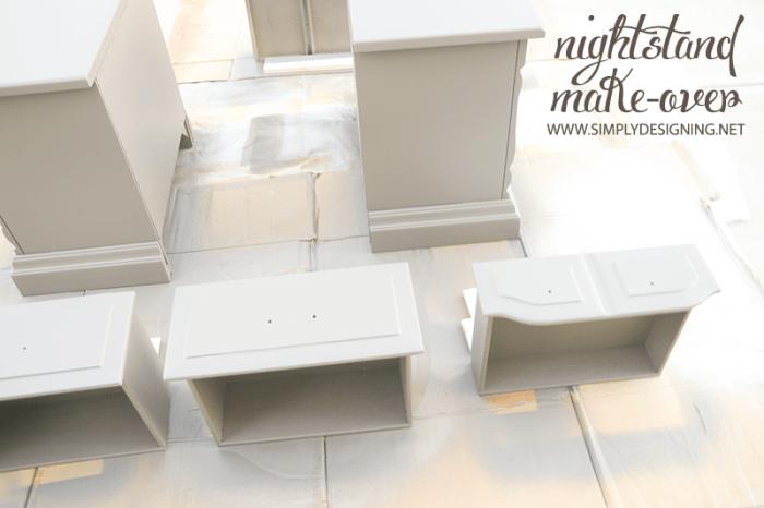 Spray Primer  | #diy #paint #furniture
