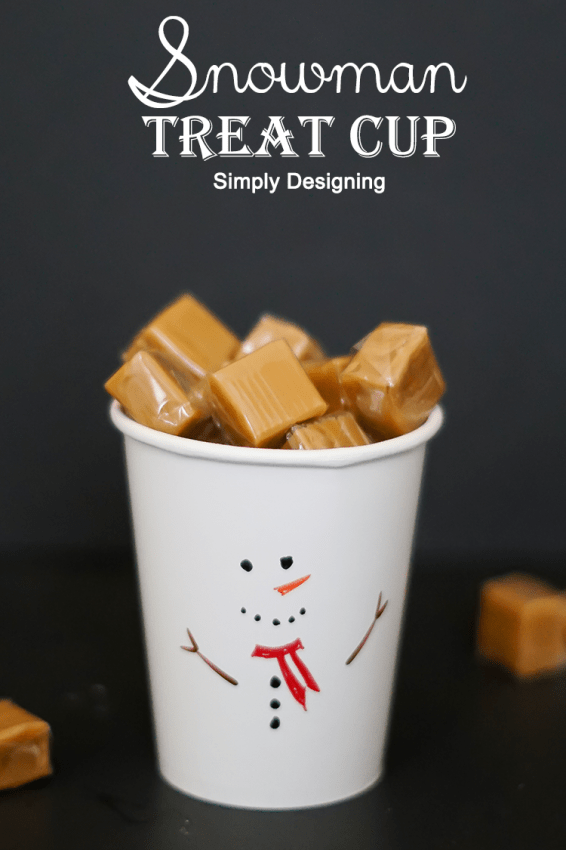 Holiday Treat Cup