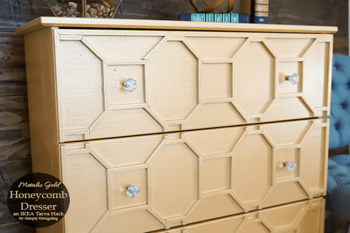 Honeycomb Dresser